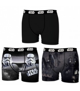 Lot de 3 boxers Star Wars
