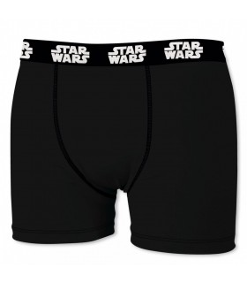 Lot de 3 Boxers microfibre homme Star Wars