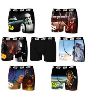 Lot de 7 Boxers homme Star Wars