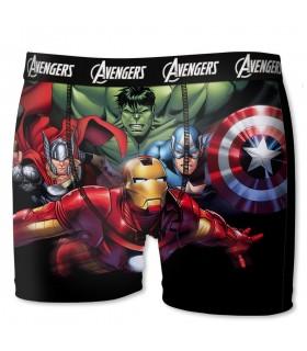 Boxer garçon Marvel Hulk
