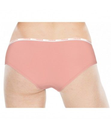 Pack of 4 girl's Soft Touch Fine Boxers