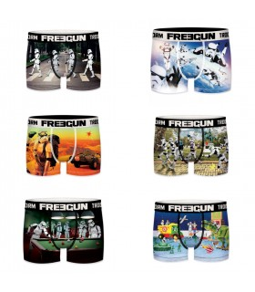 Pack of boy's Stormtrooper Boxers