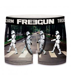 Boxer garçon Stormtrooper cross road
