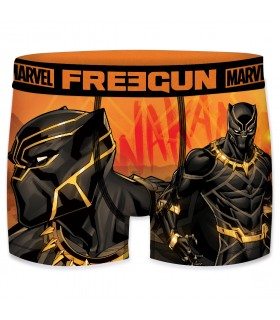 Boxer Freegun homme Marvel Black Panther