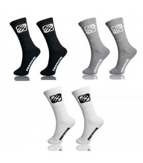 Lot de 6 paires de chaussettes Freegun Homme Uni
