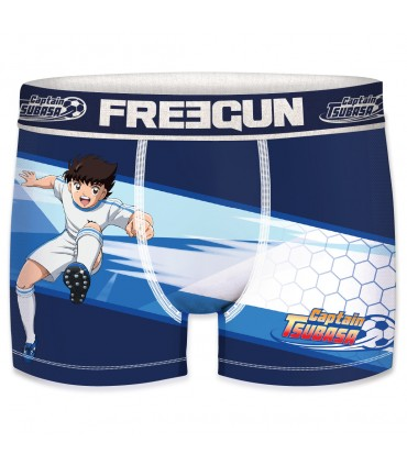 Pack of 6 men's Captain Tsubasa Boxers