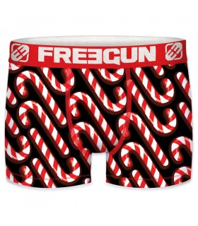 boxer homme merry christmas candy