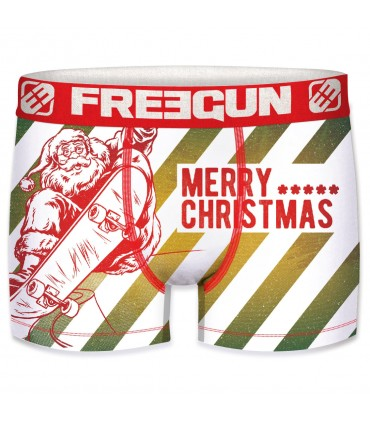 Pack of 4 men's Merry Christmas Boxers