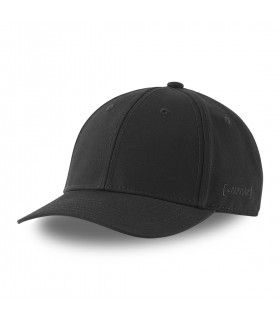 Men's Capslab Colorz Black Trucker Cap