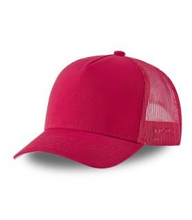 Casquette Trucker Capslab Colorz Red