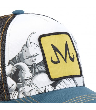 Dragon Ball Z Buu Cap zoom on the patch