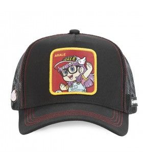 Dr Slump Arale Capslab Cap with mesh front of the cap