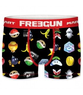 Men's Super Mario Kart Item Boxer
