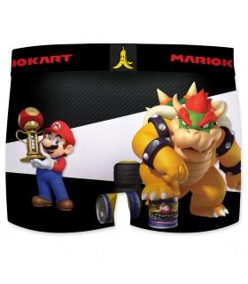Boxer microfibre homme Freegun Mario Kart Win