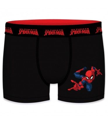Pack of 5 boy's cotton Ultimate Spider Man Boxers