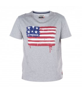 T-shirt Homme Color Flag