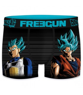 Lot de 3 Boxers Freegun garçon Dragon Ball Super