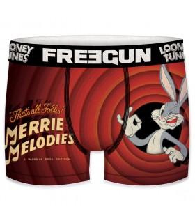 Boxer Freegun homme Looney Tunes Ring