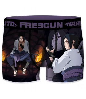Boxer Freegun homme Naruto Shippuden Bad