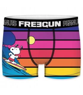 Boxer Freegun homme Peanuts Rai Surf