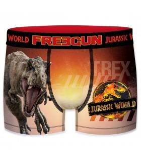 Boxer homme Jurassic World Tyranausorus