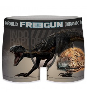 Boxer homme Jurassic World Indominus Rex