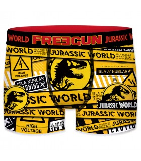 Men's Jurassic World Universal Rex Boxer