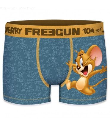 Men's Tom and Jerry Four Boxer