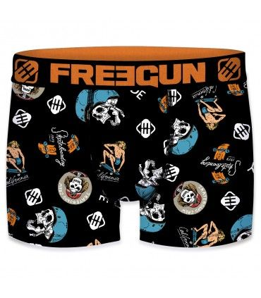 Pack of 4 men's Heroes, Skate and Space Boxers