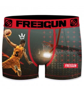 Pack of 6 men's Basketball, Skate, Surf and Comics Boxers
