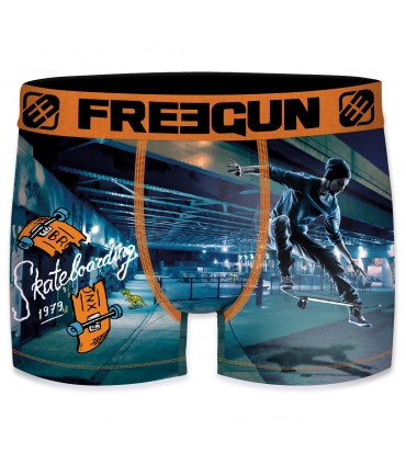 Pack of 4 boy's Heroes, Skate and Space Boxers