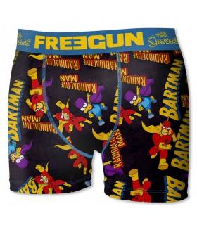 Boxer Garçon Hero Simpsons