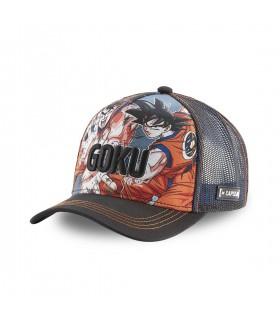 Capslab Dragon Ball Z 4 Goku Multicolor Cap