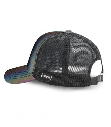 Colorz Rainbow trucker cap
