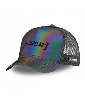 Colorz Reflect Rainbow Trucker Cap