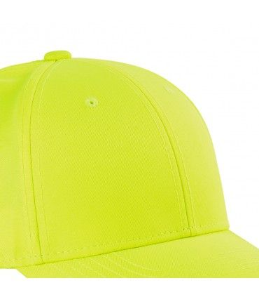 Colorz Neon Yellow Trucker Cap