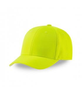 Colorz Neon Yellow Trucker Cap