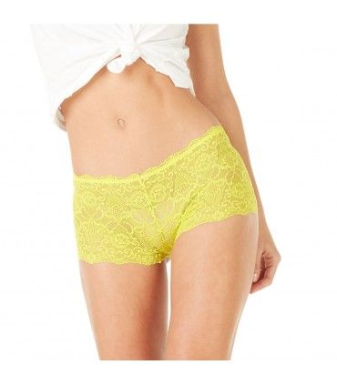 Pack of 3 women's lace Miss Freegun Boxers