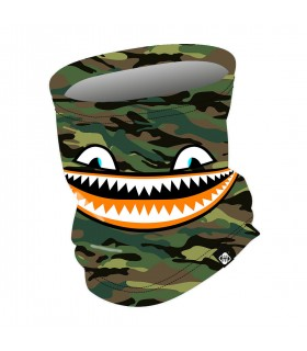 Tubulard Adulte tour de cou Camouflage