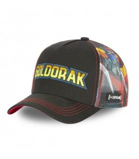 Men's Capslab Goldorak ATK Cap
