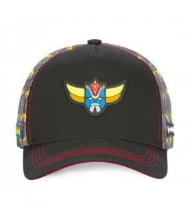 Men's Capslab Goldorak Mask Cap