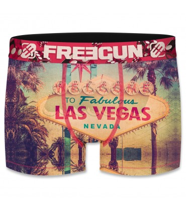Pack of 4 boy's Las Vegas Boxers