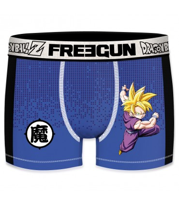 Pack of 5 men's Dragon Ball Z Vegeta and Kame Boxers