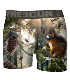 Boxer Freegun homme Winter Animals