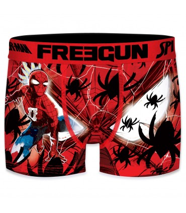 Lot de 3 Boxers garçon Ultimate Spider-Man