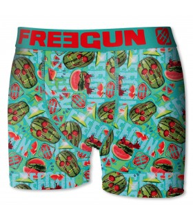 Boy's Watermelon Boxer