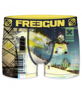 Boxer Freegun homme Snow