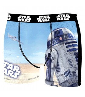 Lot de 3 Boxers homme Vador vs R2D2