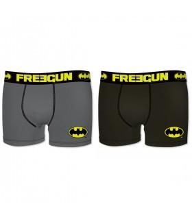 Lot de 2 Boxers Freegun coton homme Batman