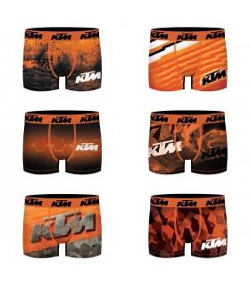 Lot de 6 Boxers homme KTM8